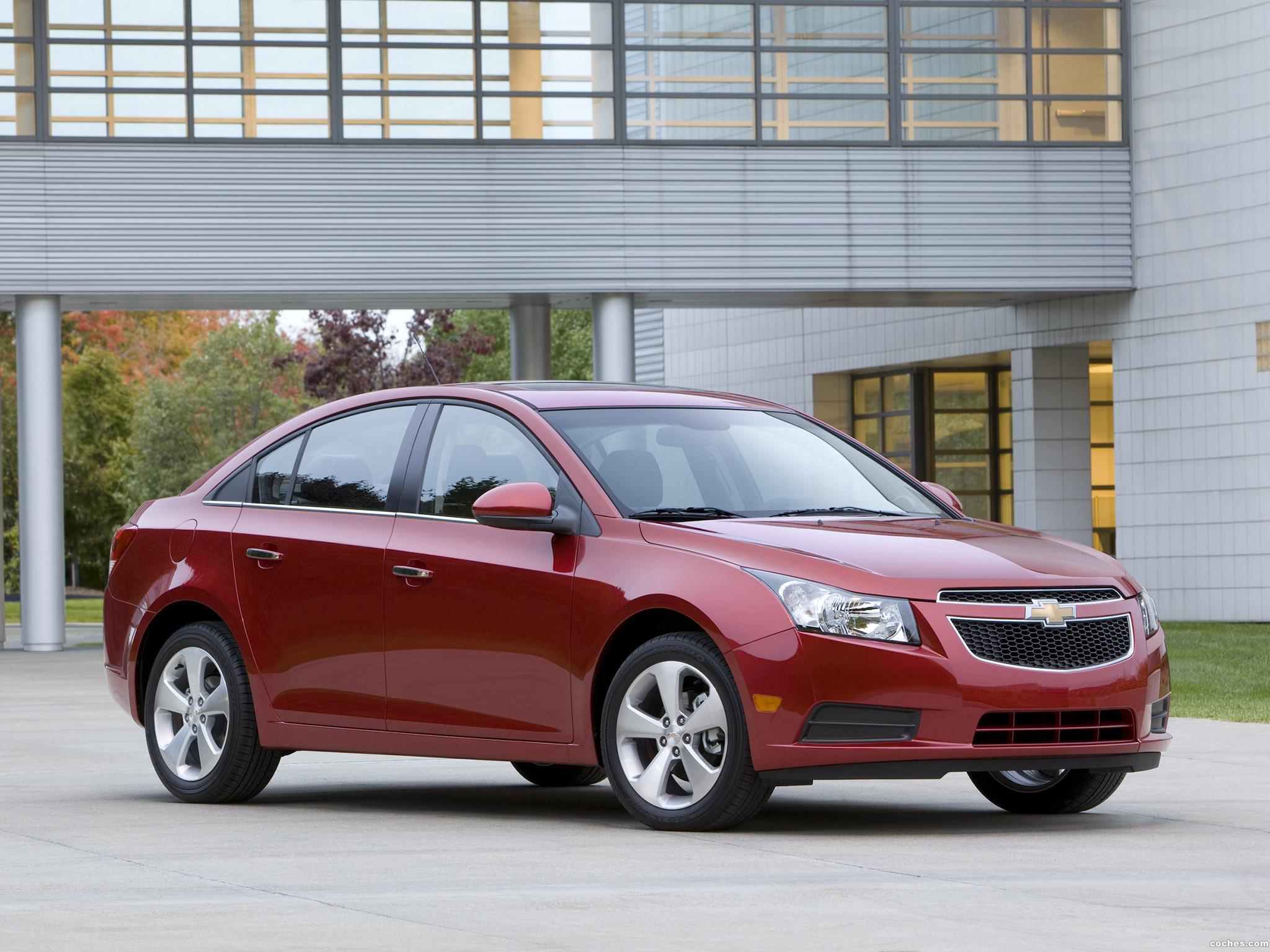 Foto 0 de Chevrolet Cruze USA 2010