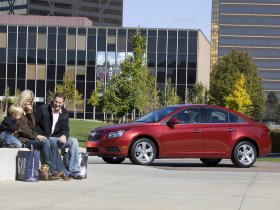 Ver foto 6 de Chevrolet Cruze USA 2010