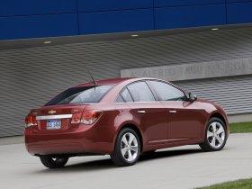 Ver foto 4 de Chevrolet Cruze USA 2010