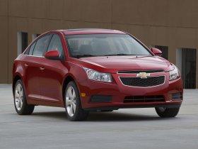 Ver foto 2 de Chevrolet Cruze USA 2010