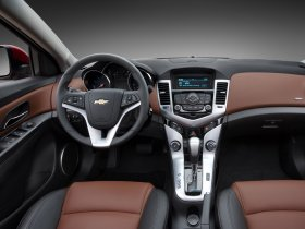 Ver foto 13 de Chevrolet Cruze USA 2010
