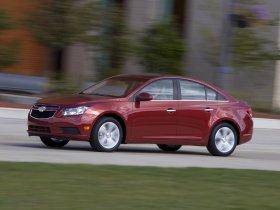 Ver foto 11 de Chevrolet Cruze USA 2010