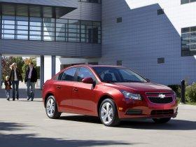 Ver foto 9 de Chevrolet Cruze USA 2010