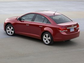 Ver foto 8 de Chevrolet Cruze USA 2010