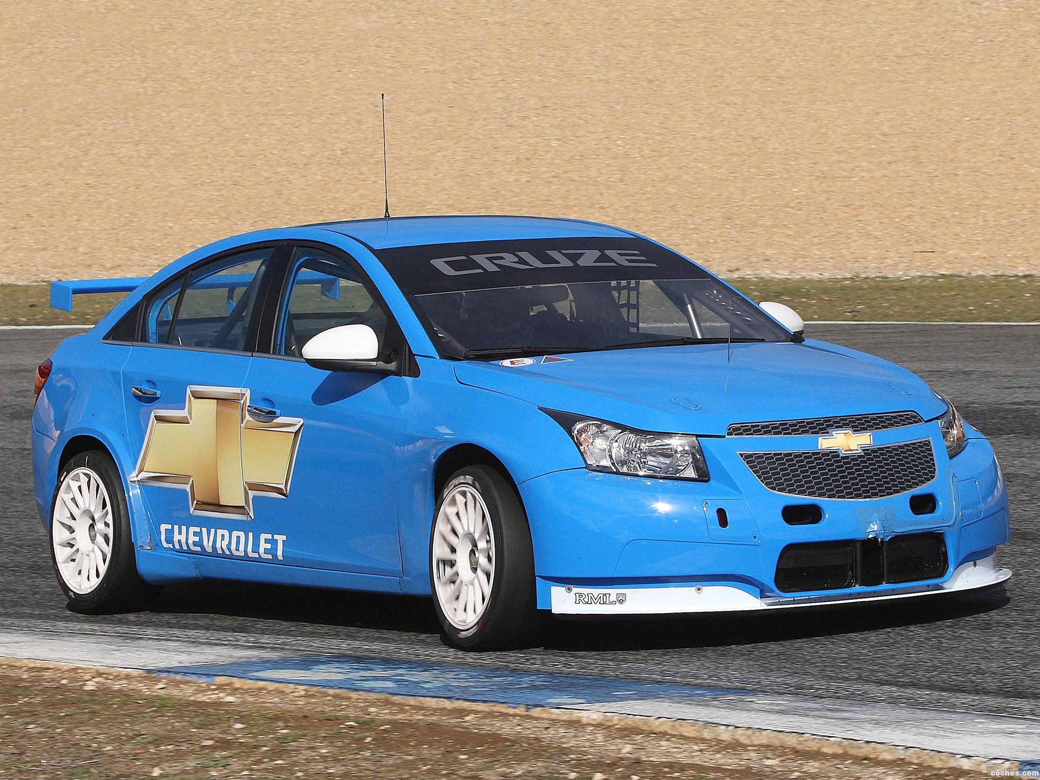 Foto 0 de Chevrolet Cruze WTCC 2009