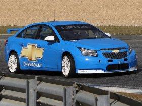 Ver foto 2 de Chevrolet Cruze WTCC 2009