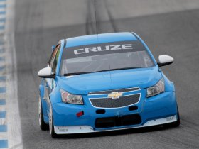 Ver foto 10 de Chevrolet Cruze WTCC 2009