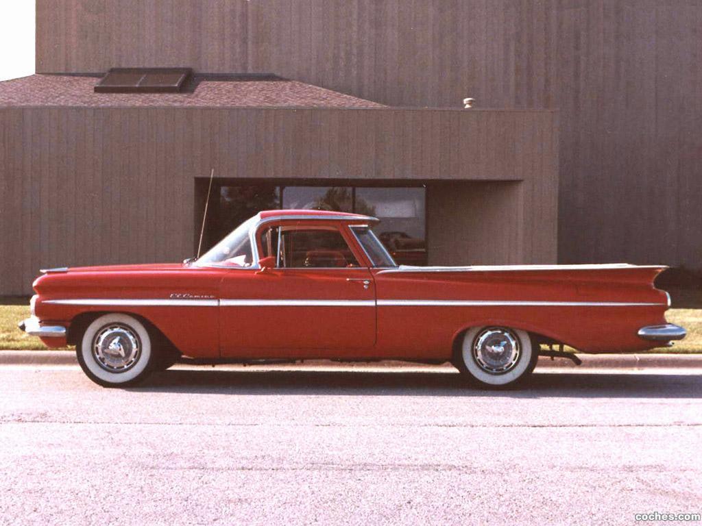 Foto 0 de Chevrolet El Camino 1959