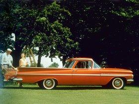 Ver foto 2 de Chevrolet El Camino 1959