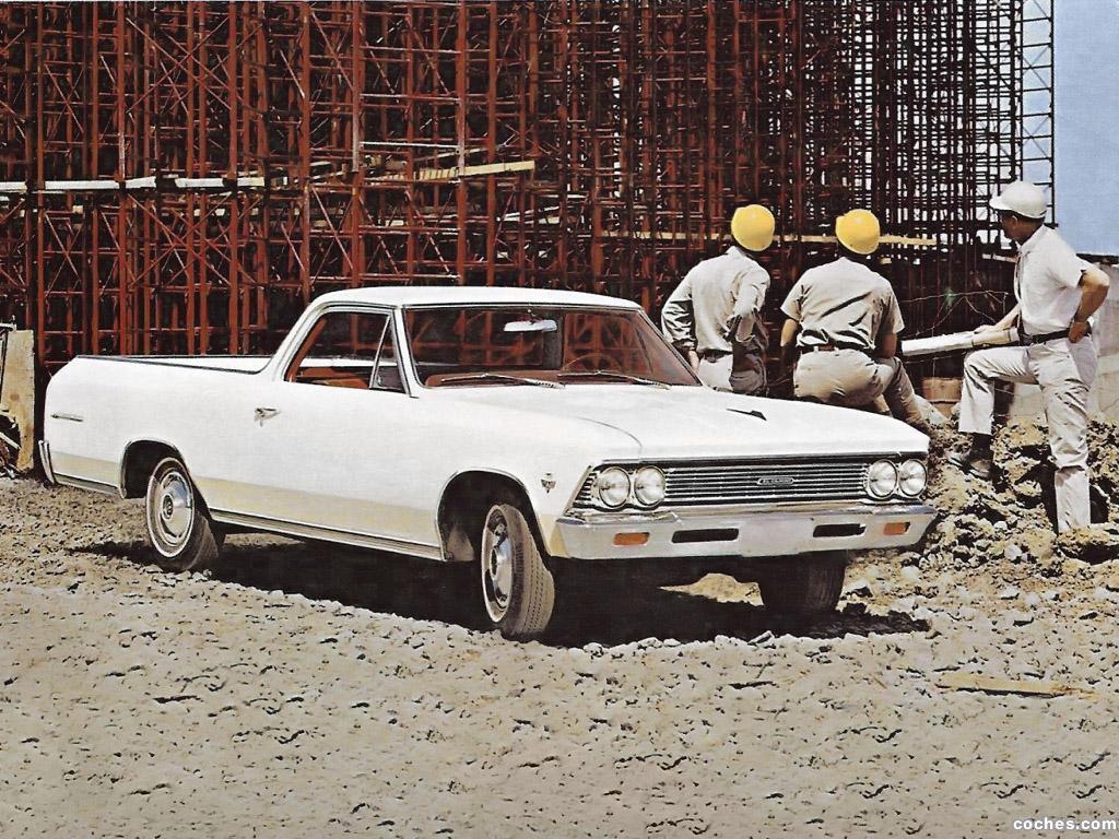 Foto 0 de Chevrolet El Camino 1966