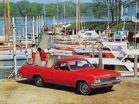 Ver foto 4 de Chevrolet El Camino 1966