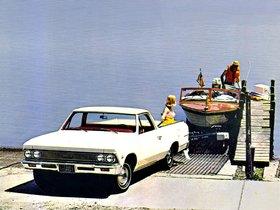 Ver foto 3 de Chevrolet El Camino 1966