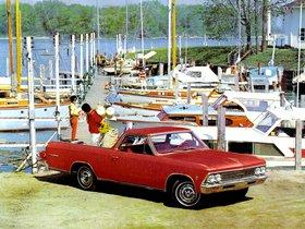 Ver foto 2 de Chevrolet El Camino 1966
