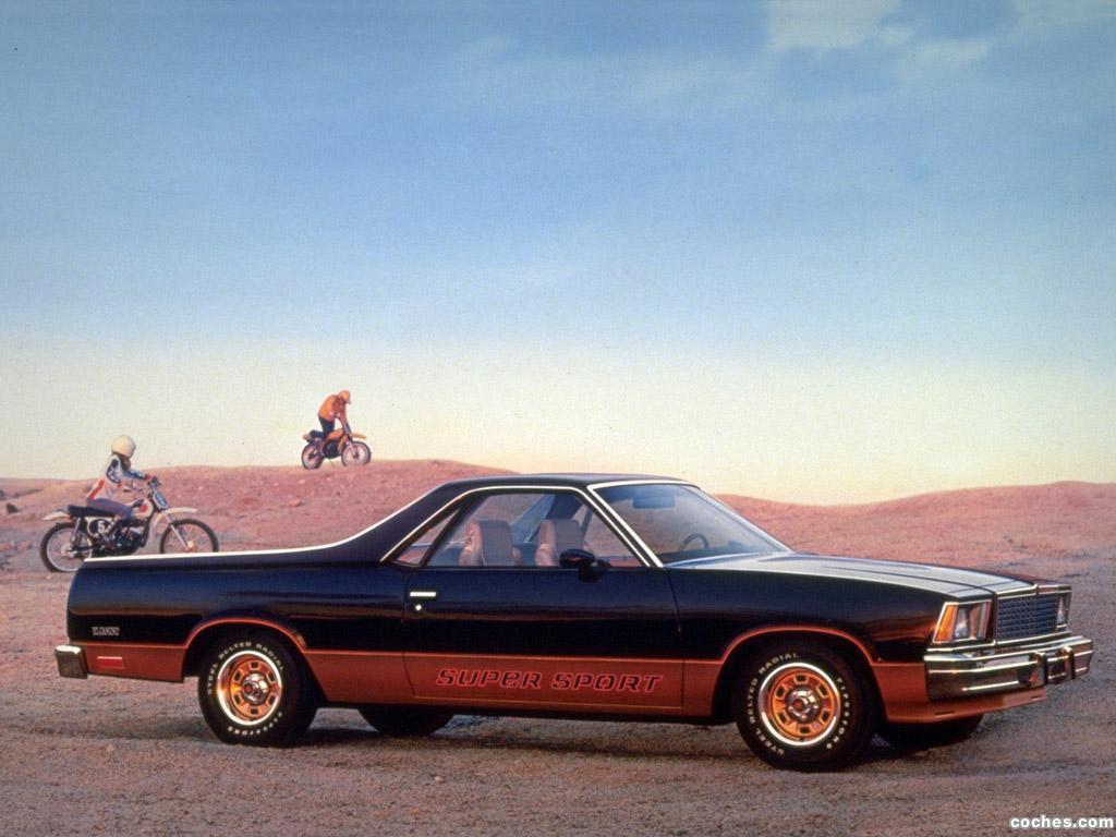 Foto 0 de Chevrolet El Camino 1978
