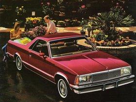 Ver foto 3 de Chevrolet El Camino 1978
