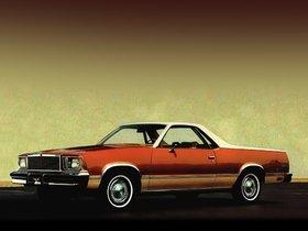 Ver foto 2 de Chevrolet El Camino 1978