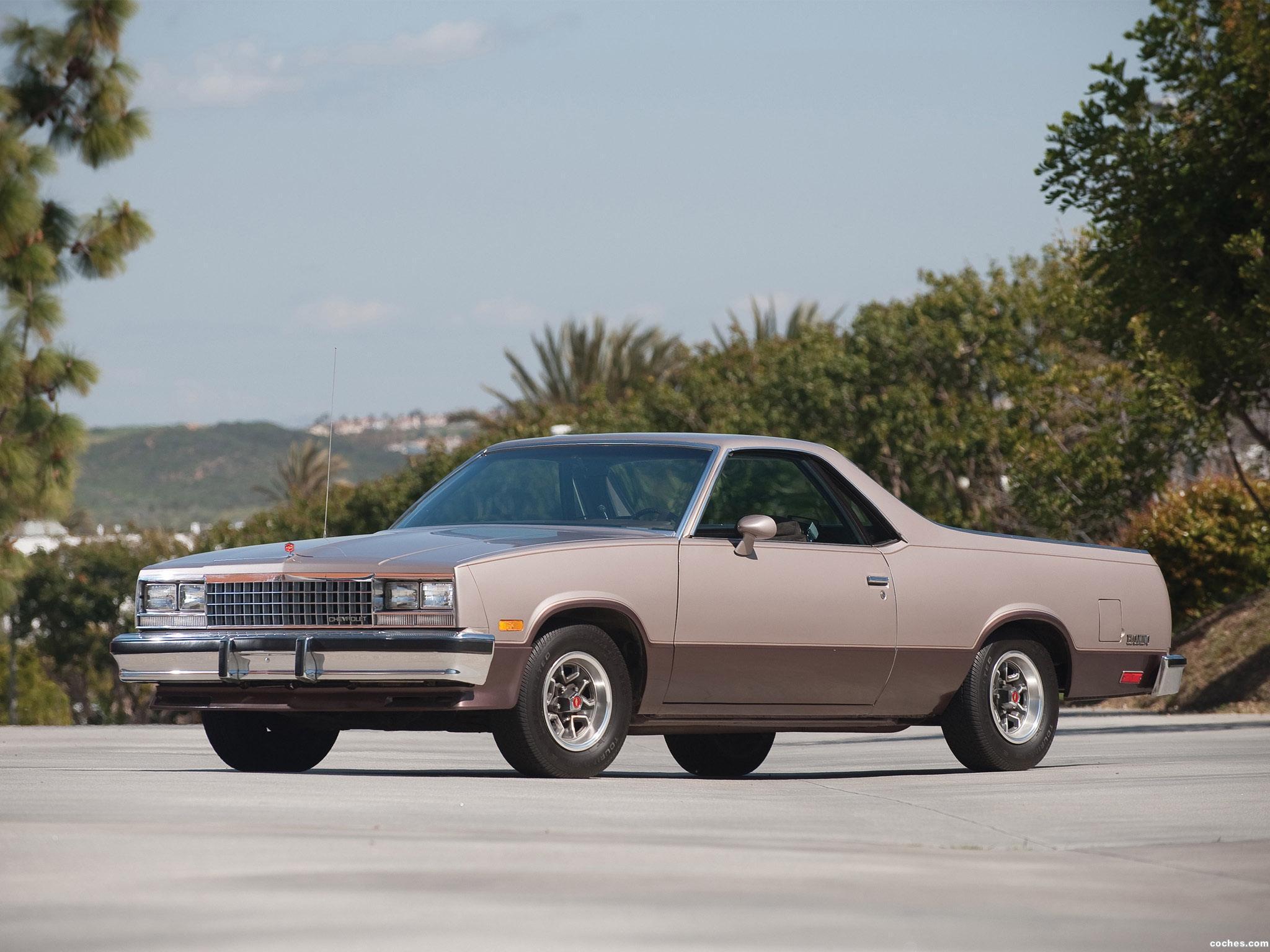 Foto 0 de Chevrolet El Camino 1982