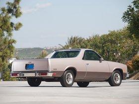 Ver foto 3 de Chevrolet El Camino 1982