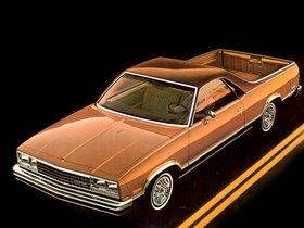 Ver foto 2 de Chevrolet El Camino 1982