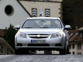 Ver foto 4 de Chevrolet Epica 2006