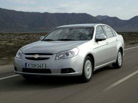 Ver foto 2 de Chevrolet Epica 2006