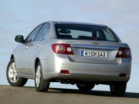 Ver foto 10 de Chevrolet Epica 2006