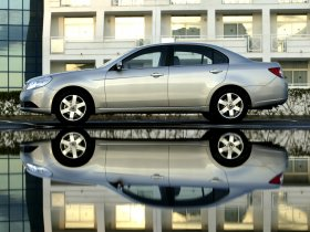 Ver foto 9 de Chevrolet Epica 2006