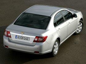 Ver foto 8 de Chevrolet Epica 2006