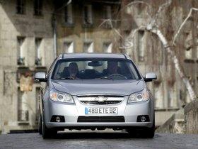 Ver foto 7 de Chevrolet Epica 2006