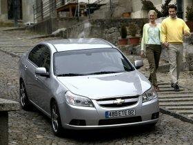 Ver foto 6 de Chevrolet Epica 2006