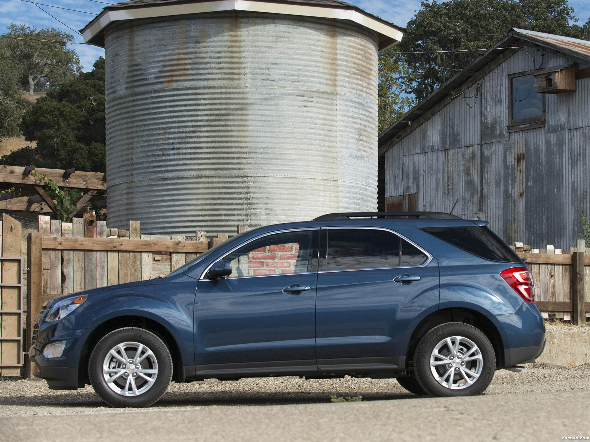 Foto 8 de Chevrolet Equinox  2015