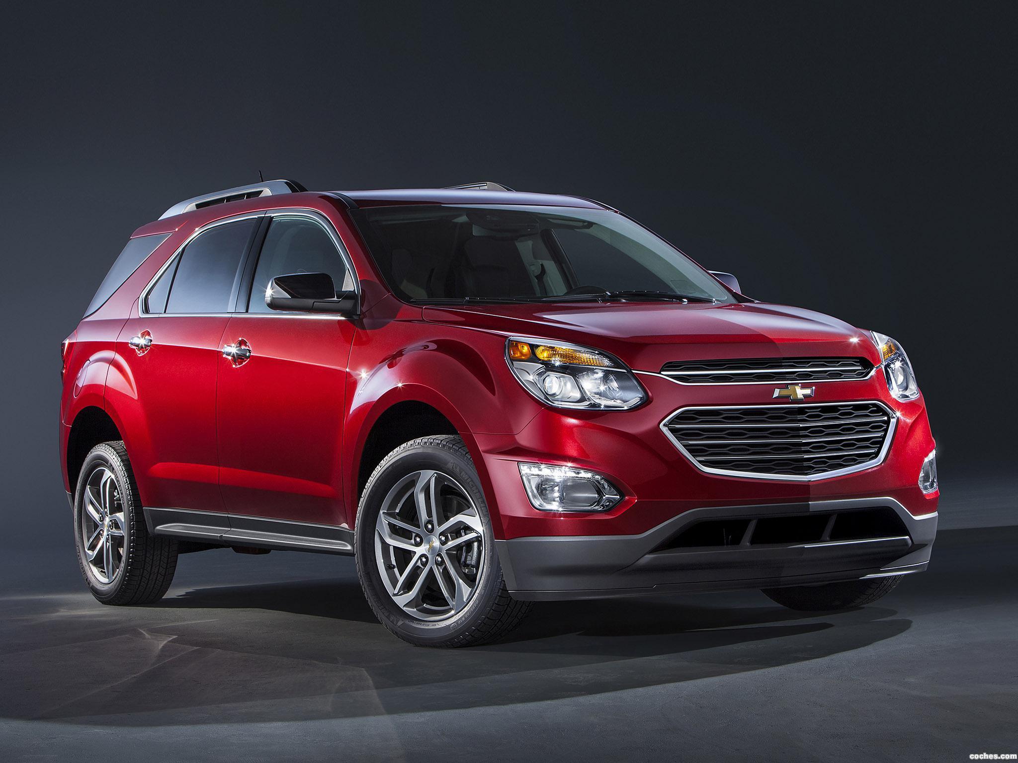Foto 2 de Chevrolet Equinox  2015