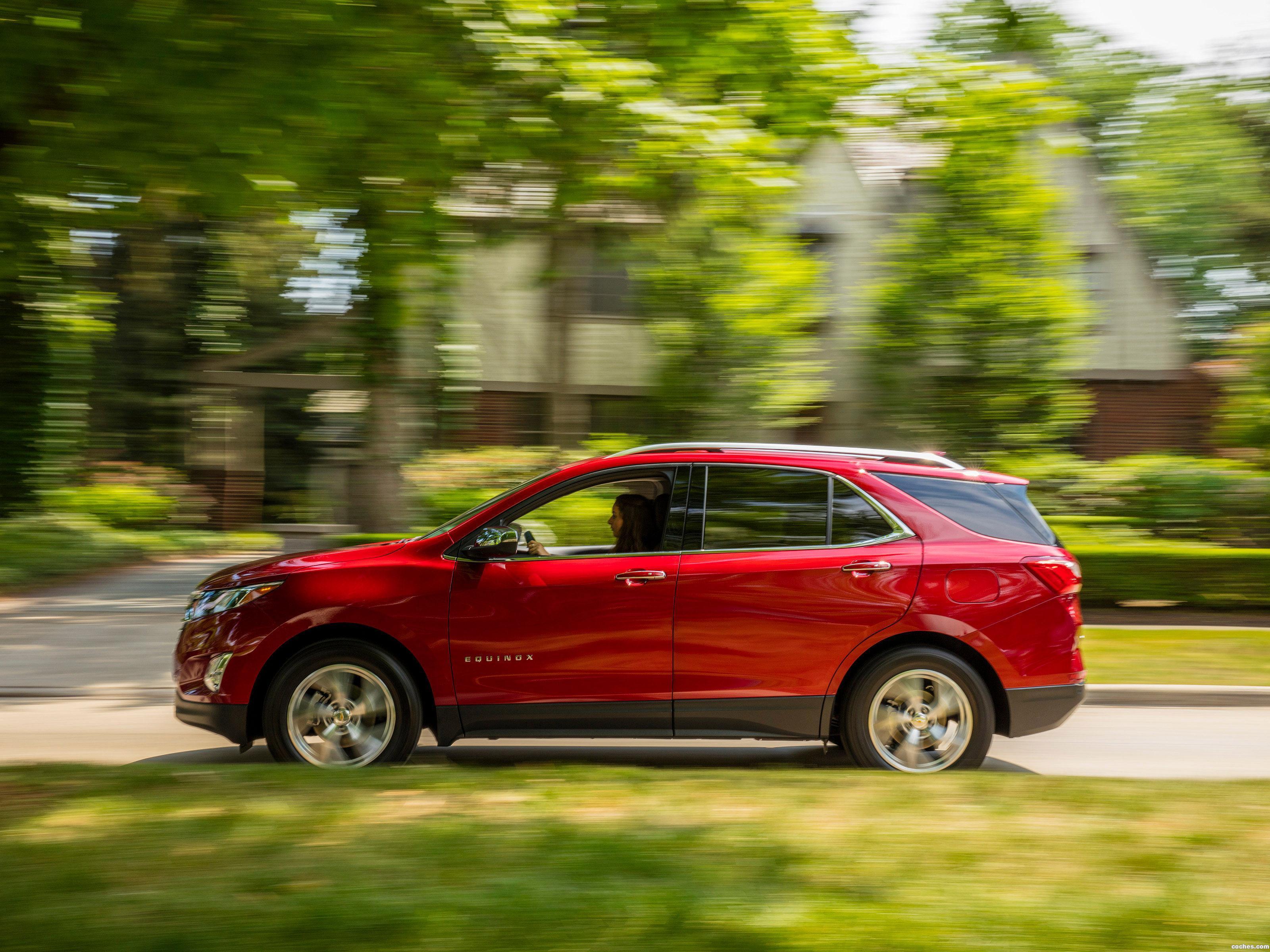 Foto 18 de Chevrolet Equinox  2016