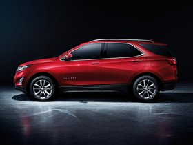 Ver foto 7 de Chevrolet Equinox  2017