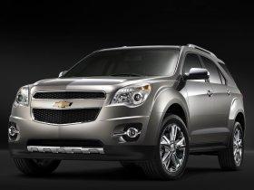 Ver foto 3 de Chevrolet Equinox LTZ 2009