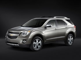 Fotos de Chevrolet Equinox