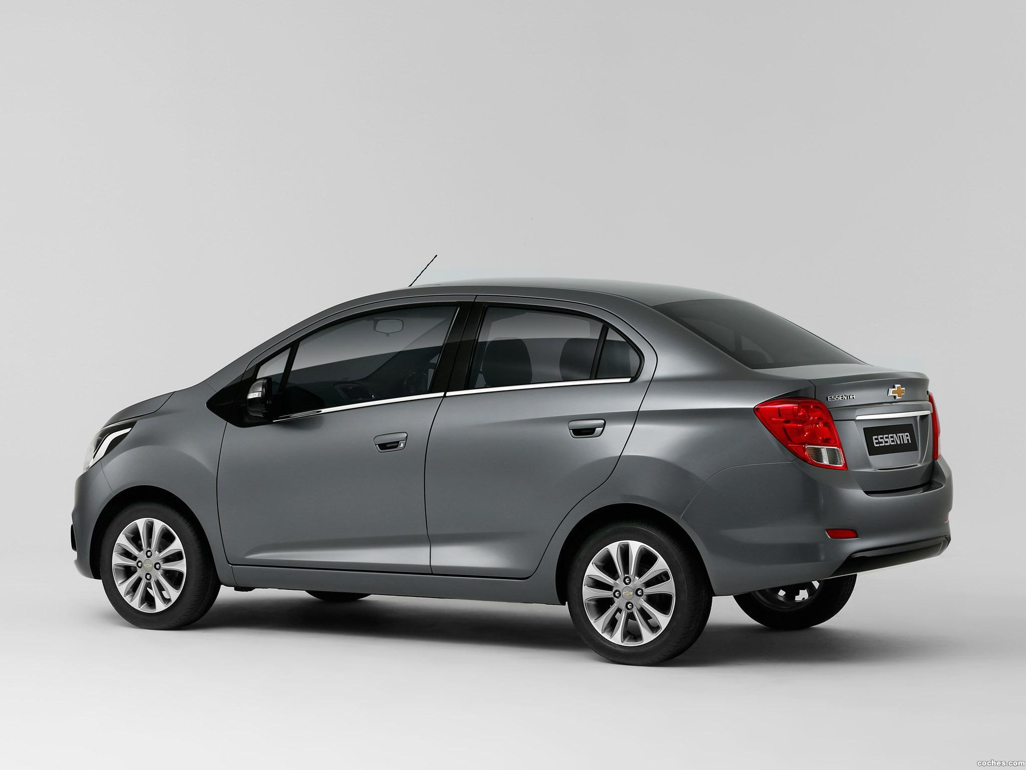 Foto 1 de Chevrolet Essentia Concept 2016
