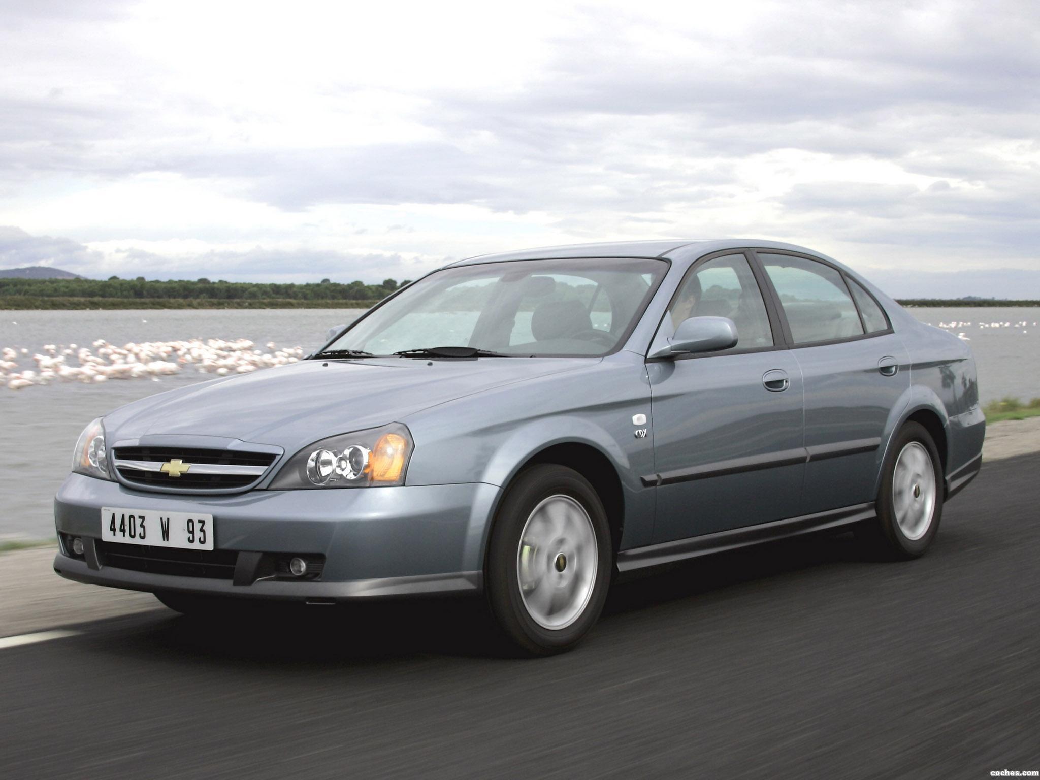 Foto 0 de Chevrolet Evanda 2004