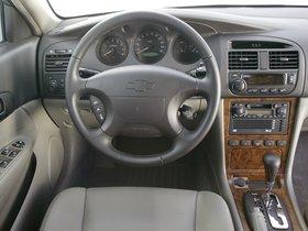 Ver foto 13 de Chevrolet Evanda 2004