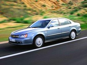 Ver foto 2 de Chevrolet Evanda 2004