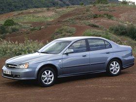 Ver foto 9 de Chevrolet Evanda 2004