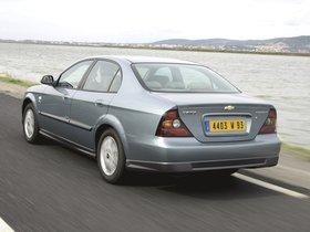 Ver foto 8 de Chevrolet Evanda 2004