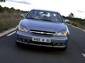 Ver foto 7 de Chevrolet Evanda 2004
