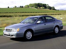 Ver foto 5 de Chevrolet Evanda 2004