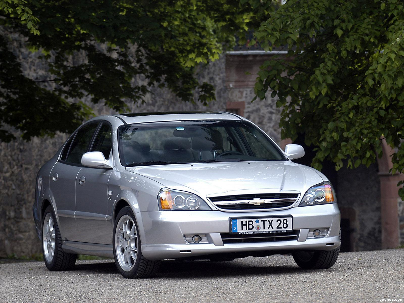 Foto 0 de Chevrolet Evanda Sport 2005