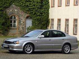 Ver foto 2 de Chevrolet Evanda Sport 2005