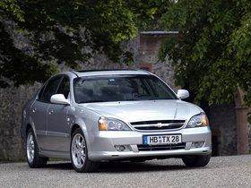 Ver foto 1 de Chevrolet Evanda Sport 2005