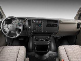 Ver foto 14 de Chevrolet Express Cargo Van 2002