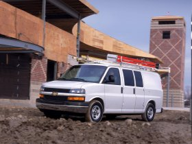 Ver foto 5 de Chevrolet Express Cargo Van 2002