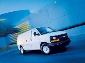 Ver foto 4 de Chevrolet Express Cargo Van 2002
